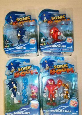 Sonic Knöchel /& Endstücke Sonic Boom Figure Knöchel Sonic /& Amy