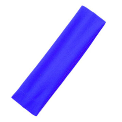 1PC Unisex Absorbing Sweat Yoga Headband Multicolor Hairband Hair Accessory DIY