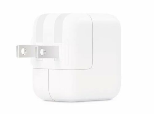 Original Apple 10W A1357 USB Wall Charger Block Power Adapter iPhone iPad iPod