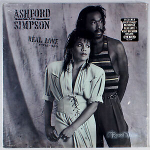 Ashford-and-Simpson-Real-Love-1986-SEALED-Vinyl-LP-Count-Your-Blessings