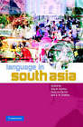 Language in South Asia by Cambridge University Press (Hardback, 2008)