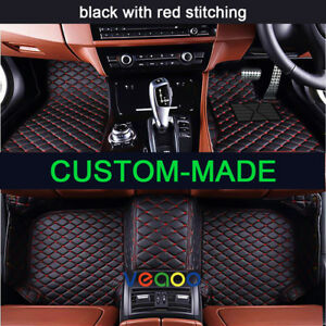 Image Is Loading 6 Colors Car Floor Mats For Bmw
