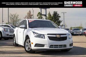 2013 Chevrolet Cruze LT 1.4T 6 Speed