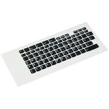 IBM Tastaturaufkleber X-Serie X30 X31 X40 X41 X60 X61 Deutsch Schwarz