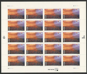 20 x Unused Grand Canyon Arizona 60 cent 2000 US Postage Stamps