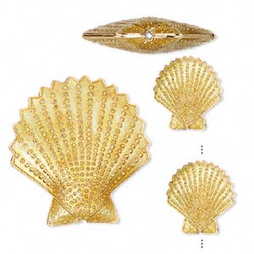 8368 Conjunto de cloisonné del grano oro Concha 3 piezas tienda  Reino Unido *