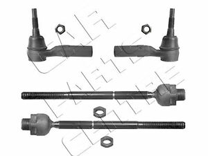 FOR-JEEP-GRAND-CHEROKEE-WH-WK-COMMANDER-INNER-RACK-ENDS-OUTER-TRACK-TIE-ROD-ENDS