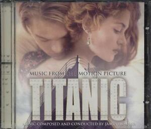 Titanic-Ost-Celine-Dion-James-Horner-Cd-Ottimo