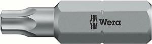 "Bit 1//4/"" DIN3126 C6,3 T27x 25mm Bohrung Wera E//D//E Logistik-Cente"