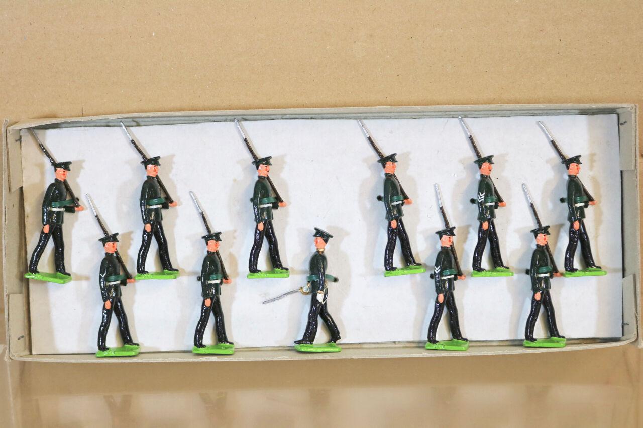 Little Wars 203 Zweiter Weltkrieg The Duke Of Cornwalls Leichte Infanterie Regt
