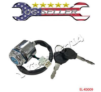 4 Wire Ignition Key Switch ATV 50cc 70 90 110cc 125 150cc ...