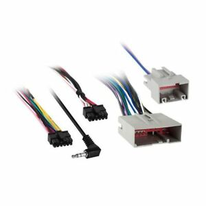 AXXESS-Auto-Detect-XSVI-Interface-Wiring-Harness-For-07-12-Ford-AX-ADXSVI-FD1
