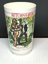 Star Wars The Force Awakens Chewey Han Solo Plastic Cup NEW 1 Cup