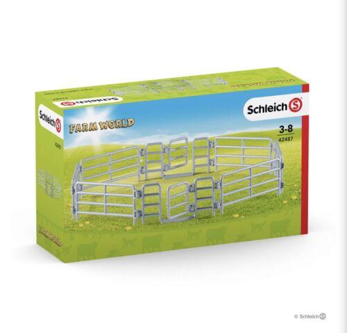 £ 9.99. Schleich farmworld Corral valla//Accesorios//agregar en para su juego de granja