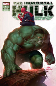 IMMORTAL-HULK-17-Inhyuk-Lee-Exclusive-Variant-Marvel-1st-Print-NM-Ltd-To-3000
