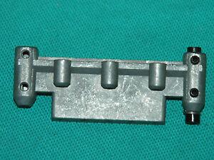 2007 Ibanez Edge Iii Floyd Rose Tremolo Pont Original Ibanez Pont Bloc-afficher Le Titre D'origine