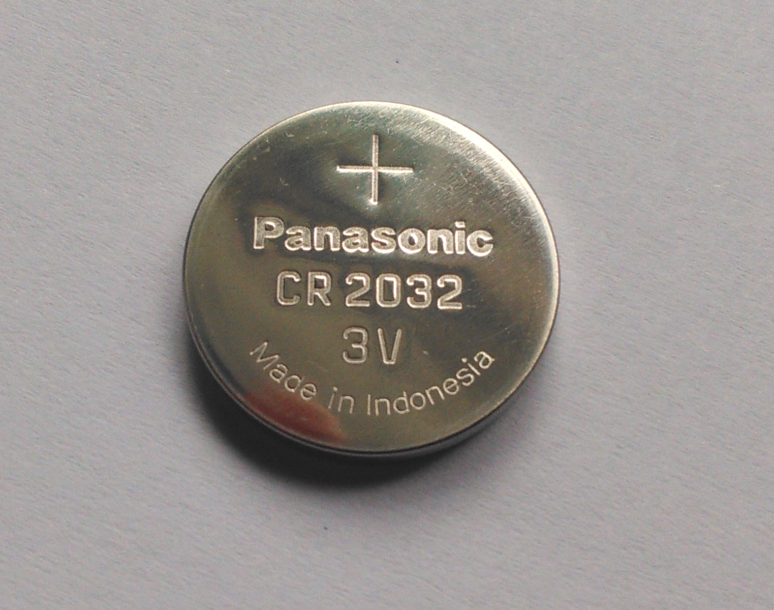 Panasonic Cr2032 3v Lithium Coin Battery Pack Of 4 Ebay