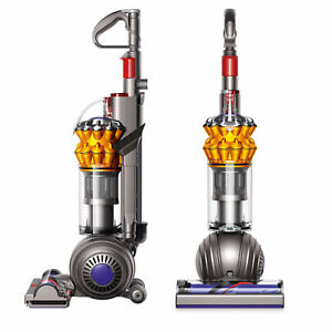 Dyson-Small-Ball-Multi-Floor-Upright-Vacuum-Yellow-Refurbished