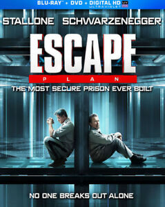 Escape Plan [New Blu-ray] With DVD, 2 Pack