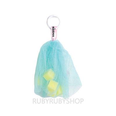 [MISSHA] Bubble Maker - 1ea (Face Sponge) ROSEAU