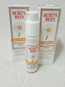 Burt-039-s-Bees-Brightening-Skin-Perfecting-Serum-with-Daisy-Extract-1oz-lot-of-2
