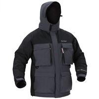 Onyx Arctic Shield Extreme Cold Parka Jacket,grey/gray/black L Coat,large
