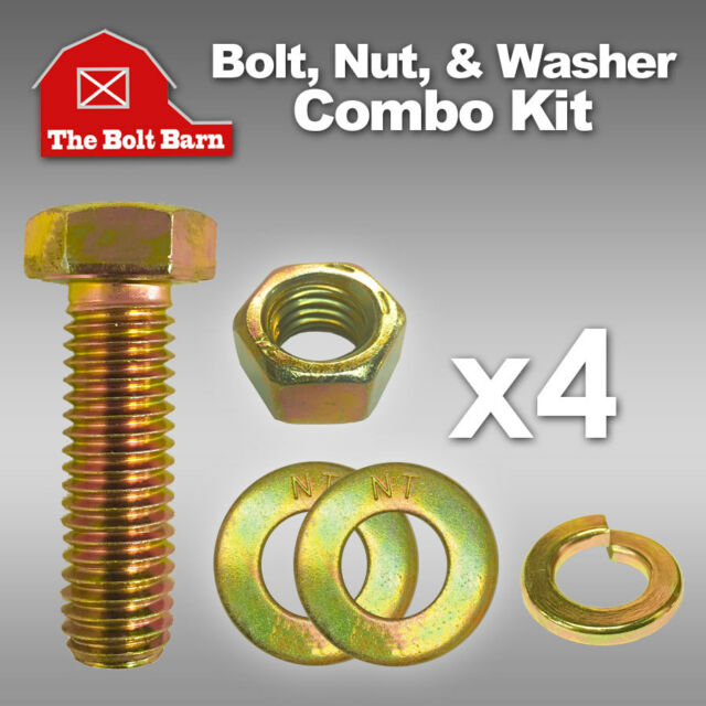 Grade 8 1200pc Hex Cap Screw Bolt Assortment With Nuts /& Washers FINE THREAD