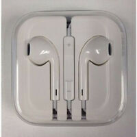 Original Apple Earpods With Remote And Mic For Iphone 5-retail Package