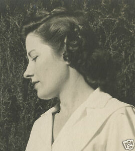 VINTAGE-AMERICAN-BEAUTY-BRUNETTE-ARTISTIC-SNAPSHOT-BALTY-CLASSIC-OLD-PHOTO