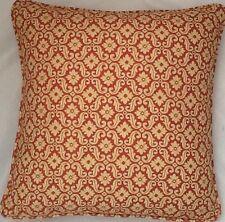 A 16 Inch Cushion Cover In Laura Ashley Peltham Rose Fabric