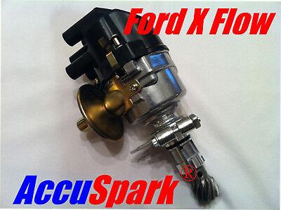Ford x-flow allumage électronique pour lucas 45D
