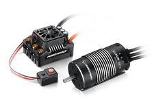 Hobbywing - Max8 Esc Combo W/ Ezrun 2200kv Motor, Trx Plug