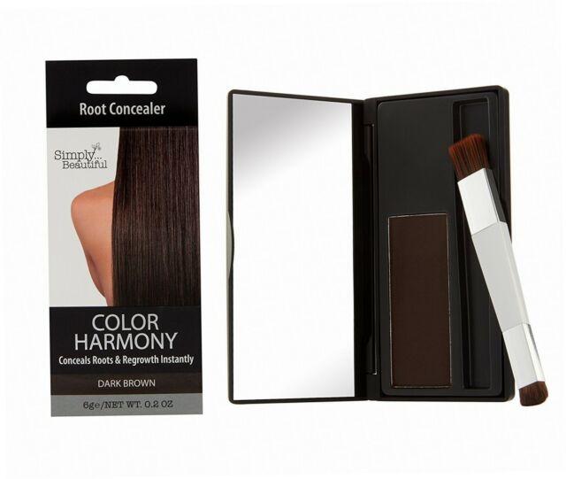 Color Harmony Touch Up Ansatzpuder gegen graue Ansätze – wasserfest, klebt...
