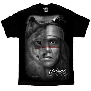 Primal-Native-American-Indian-DGA-David-Gonzales-Art-T-Shirt