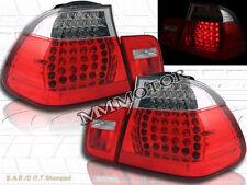 2000 2001 2002 2003 BMW E46 CONVERTIBLE LED TAIL LIGHTS 00 01 02 03