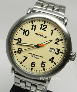 mens american made in detroit with swiss parts shinola