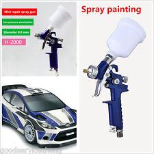 HVLP paint spray gun, with 0.8mm nozzle, paint gun tool