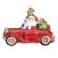 034-Santa-in-Antique-Car-034-40302-X-Old-World-Christmas-Glass-Ornament-w-OWC-Box thumbnail 1