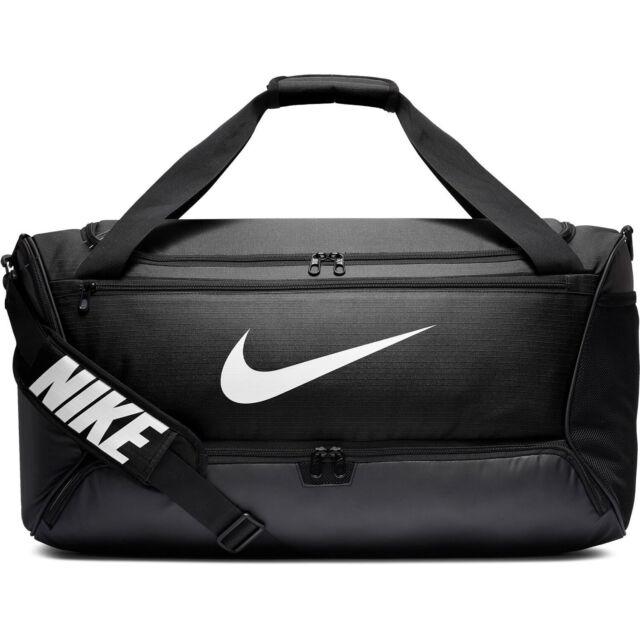 Nike Brasilia Sporttasche M, Schwarz