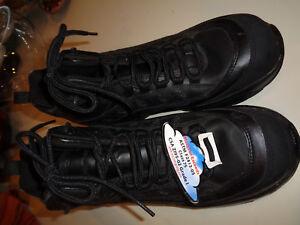 Men's Black Converse Work Shoes