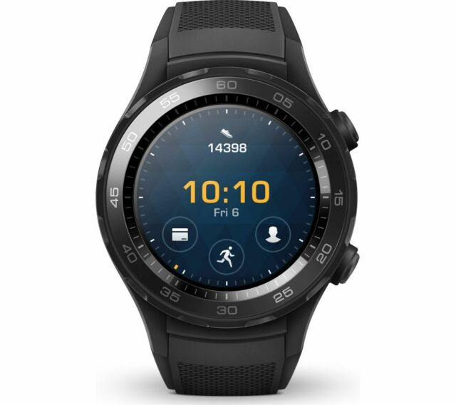 HUAWEI Watch 2 Sport - Black - Currys