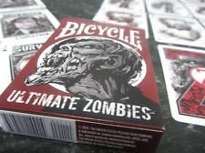 CARTE DA GIOCO BICYCLE ULTIMATE ZOMBIES,poker size