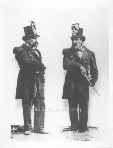 Old Photo  Emperor Norton Emperor US /& Protector Mexico