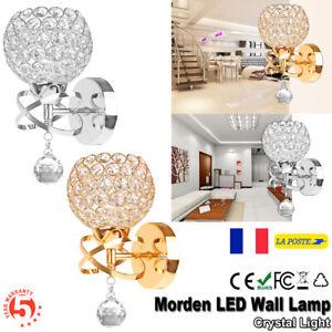 Moderne-Lampes-de-chevet-Lampes-Murales-en-Cristal-Appliques-murales-Agencements
