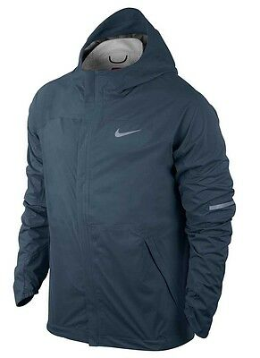 NIKE HERREN ACG Stormfit Premium Jacke Schwarz Grau Xl EUR