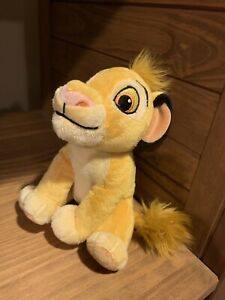 """Disney's The Lion King Simba Plush Toy by Just Play 7"""" Stuffed Animal"""