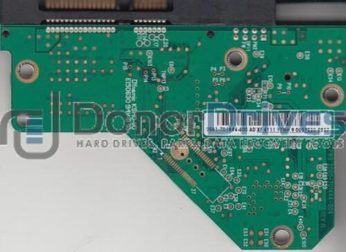 2061-701444-600 AD WD SATA 3.5 PCB WD1600AAJS-22PSA0