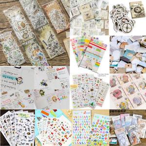 Hot-DIY-Paper-Calendar-Scrapbook-Album-Diary-Book-Decor-Planner-Sticker-Craft