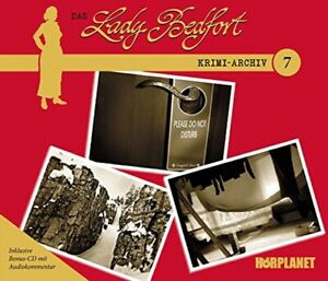 LADY-BEDFORT-DAS-LADY-BEDFORT-KRIMI-ARCHIV-7-4-CD-NEW