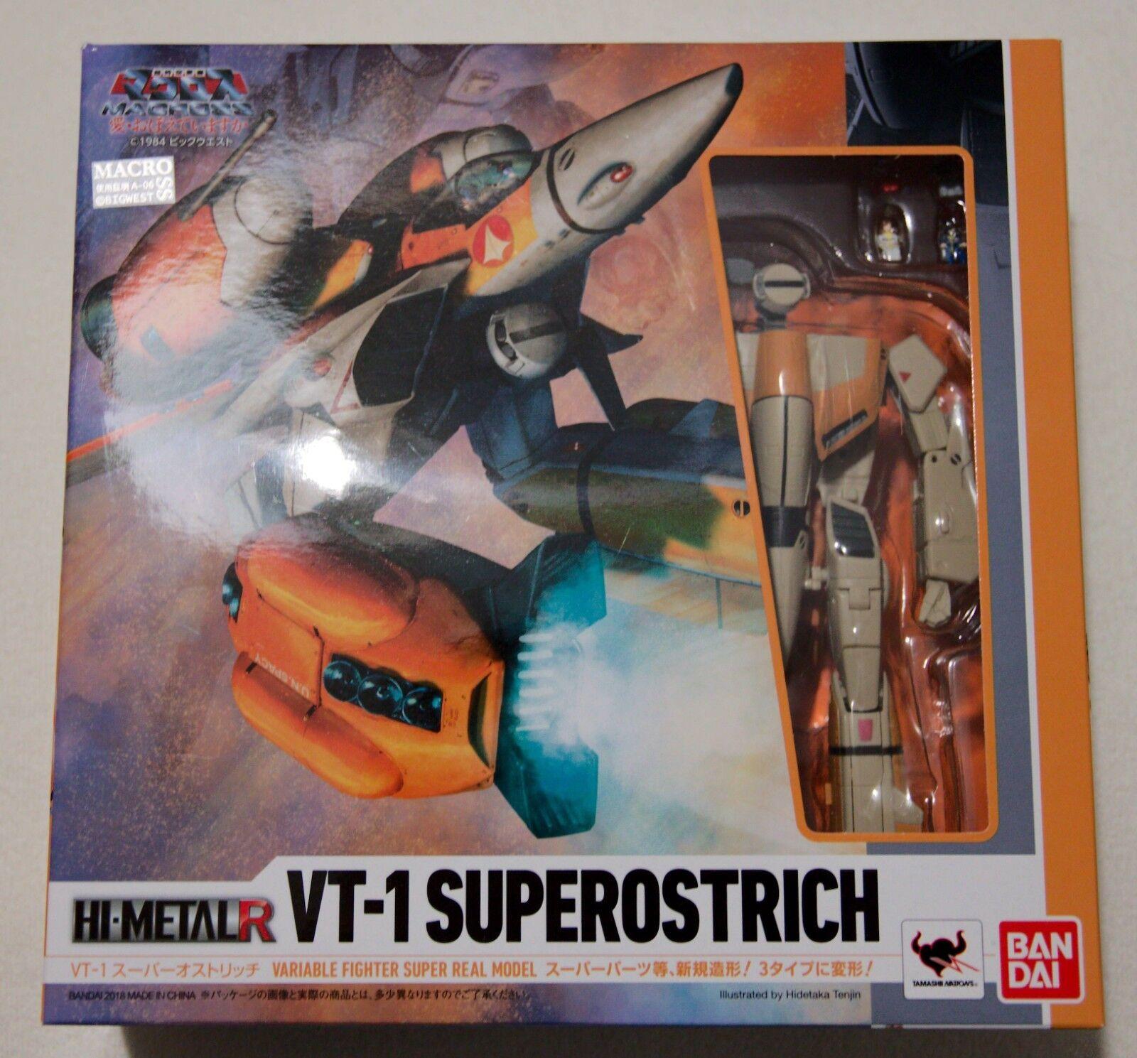 Bandai - HI METAL R - VT-1 - Super Ostrich - NEW